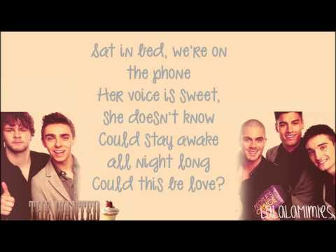 Could This Be Love - The Wanted HD