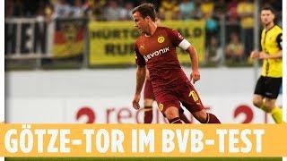 Kapitän Götze führt Dortmund zu Testspiel-Sieg