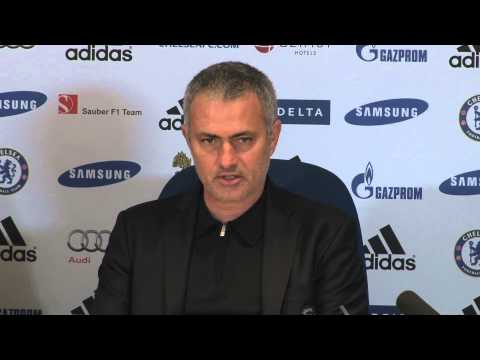 Jose Mourinho says Chelsea are still in transition