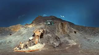 Extracción del mineral - Antamina 360