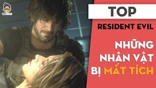 TOP Nhân vật bị mất tích trong Resident Evil | Mọt Game