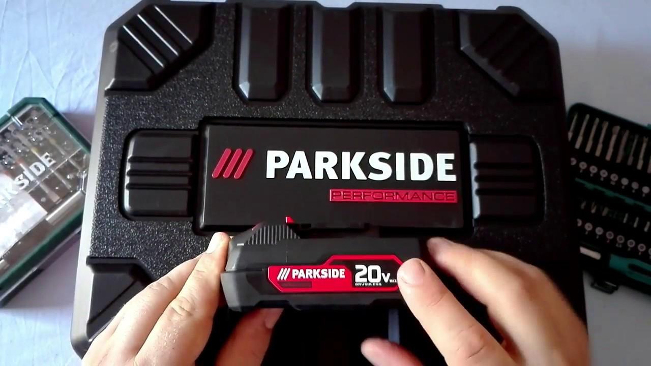 Smontaggio batteria parkside performance trapano for Trapano avvitatore parkside 20v recensioni