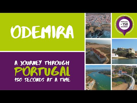 Portugal in 150 Seconds: Cities & Villages - Odemira