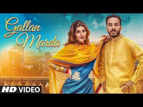Gallan Marda (Full Song) Akash Aujla | Mista Baaz |  Latest Punjabi Songs 2018