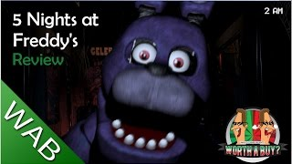 5 nights at freddy s review worth a buy