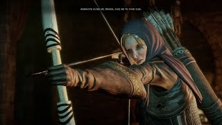 Dragon Age Inquisition - Leliana's Sacrifice (HD)
