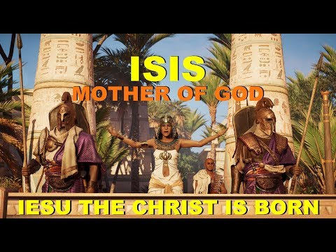 CLEOPATRA Reincarnation of ISIS MOTHER of IESU - STAR Begins