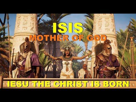 CLEOPATRA Reincarnation of ISIS MOTHER of IESU - STAR Begins JULIAN CALENDAR - Part 1