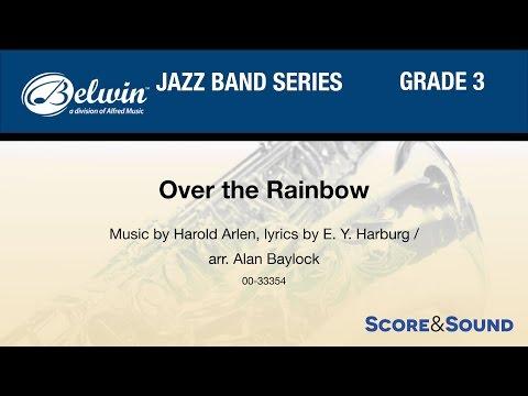 Over the Rainbow arr. Alan Baylock - Score & Sound