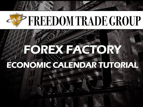 Forex factory tutorial
