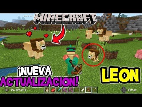 COMO DOMESTICAR UN LEON Y NUEVA ACTUALIZACION Village and Pillage Minecraft Ballesta Xbox ONE/PE/W10 thumbnail