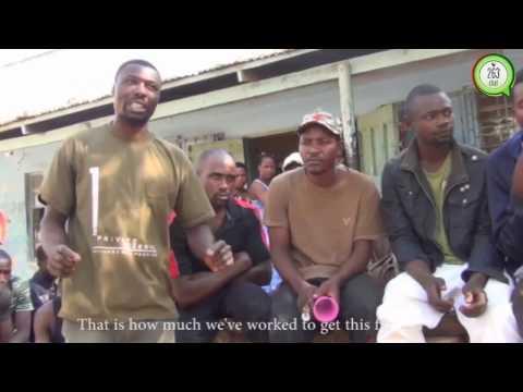 Disgruntled Mazowe youths speakout