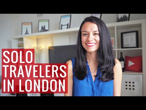 What to do in London as a Solo Traveler
