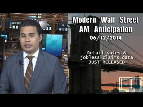 AM Anticipation: Futures up, jobless claims rise, & Amazon unveils new music service