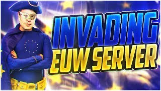 LL STYLISH | INVADING EUROPE SERVER  (EUW | LEVEL 1 TO CHALLENGER)