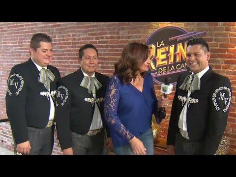 Mariachi Vargas de Tecalitlán llegó su experiencia a la casa de La Reina de la Canción