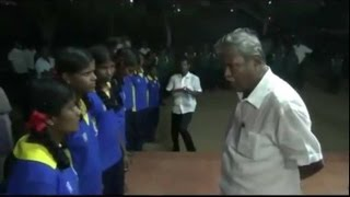 Tamil Nadu sports minister humiliates women athletes: video goes viral