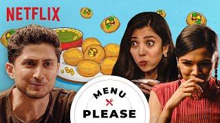 The Most Expensive Pani Puri In Mumbai | Menu Please ft. Shriya Pilgaonkar & Barkha Singh
