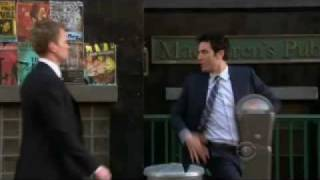 Barney Stinson- Nothing suits me like a suit