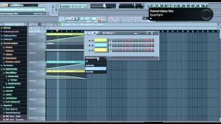Как создать эффект Sweep в FL Studio