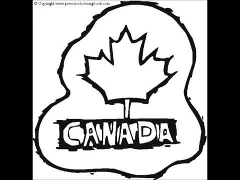 Canada Day Free Coloring Pages 2014, Canada Day Coloring Sheets For Kids