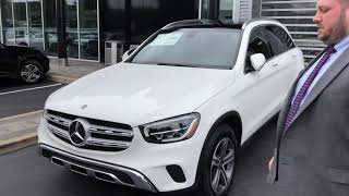 The 2020 Mercedes-Benz GLC Has Arrived at Mercedes-Benz of Huntington!