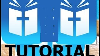 TECARTA Tutorial iPad Bible study software