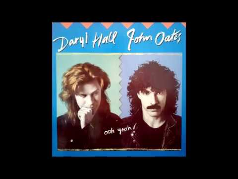 Daryl Hall John Oates - ooh yeah!  /1988 LP Album/