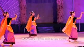 Manipuri classical dance