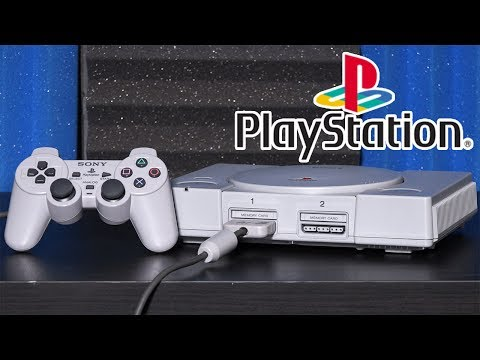 Sony PlayStation - Talk About Games