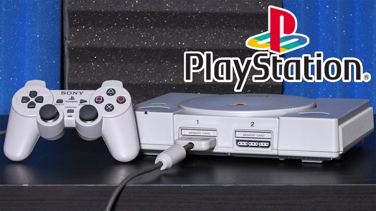 Sony PlayStation - Talk About Games - YouTube