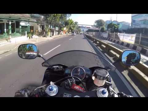 Riding Menikmati Sepinya Jakarta Hari Ke Dua Lebaran 2017