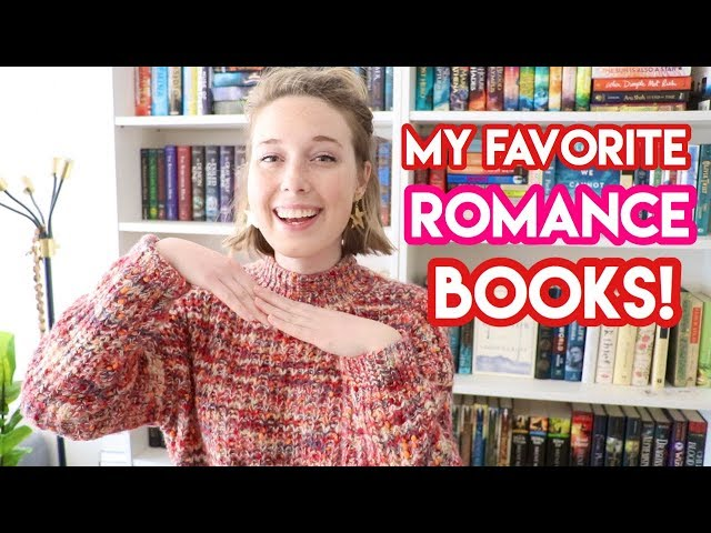 My Favorite Romance Books!