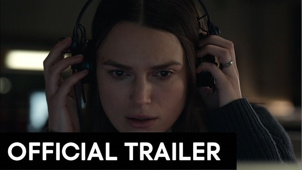OFFICIAL SECRETS - Official Trailer [HD] Keira Knightley #1