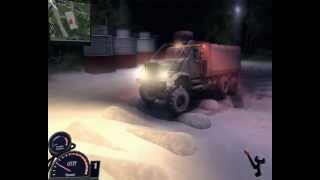 Game Spin Tires - Off-Road Driving - Physics