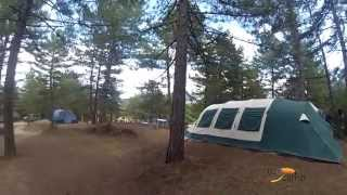 Camping le Couriou *** - Drôme