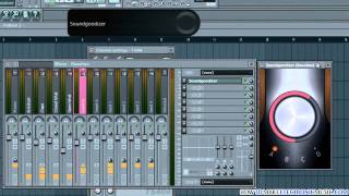 How To Create Psytrance Style Driving Beat And Bassline In FL Studio