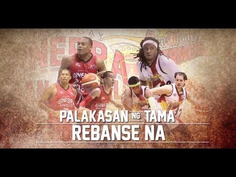 Barangay Ginebra vs San Miguel Beermen | PBA Governors' Cup 2018 Eliminations
