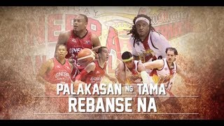 Barangay Ginebra vs San Miguel Beermen | PBA Governors' Cup 2018 Eliminations
