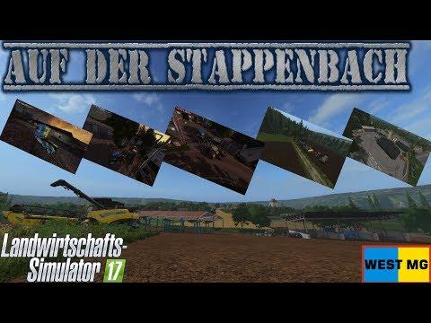 LS17 // Ausnutzen Freier Ressourcen Auf Der Stappenbach  [PC][MP]