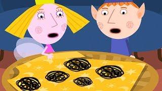 Le Petit Royaume de Ben et Holly ⭐ Les Habits Neufs de Roi Chardon  ⭐ Dessin animé