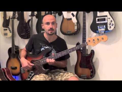 Download Youtube: Accordi per Basso Elettrico Lez1