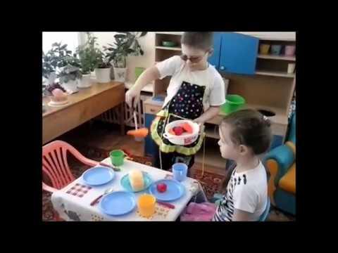 Изображение предпросмотра прочтения – «Подготовительная к школе группа МБДОУ №335» представляют видеоролик кпроизведению «Повара» Б.В.Заходера