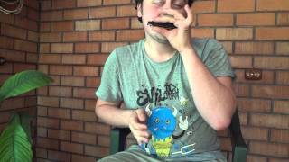 Настройка Регги ! Раста с нами (Reggae tune harmonica Special 20 in A)