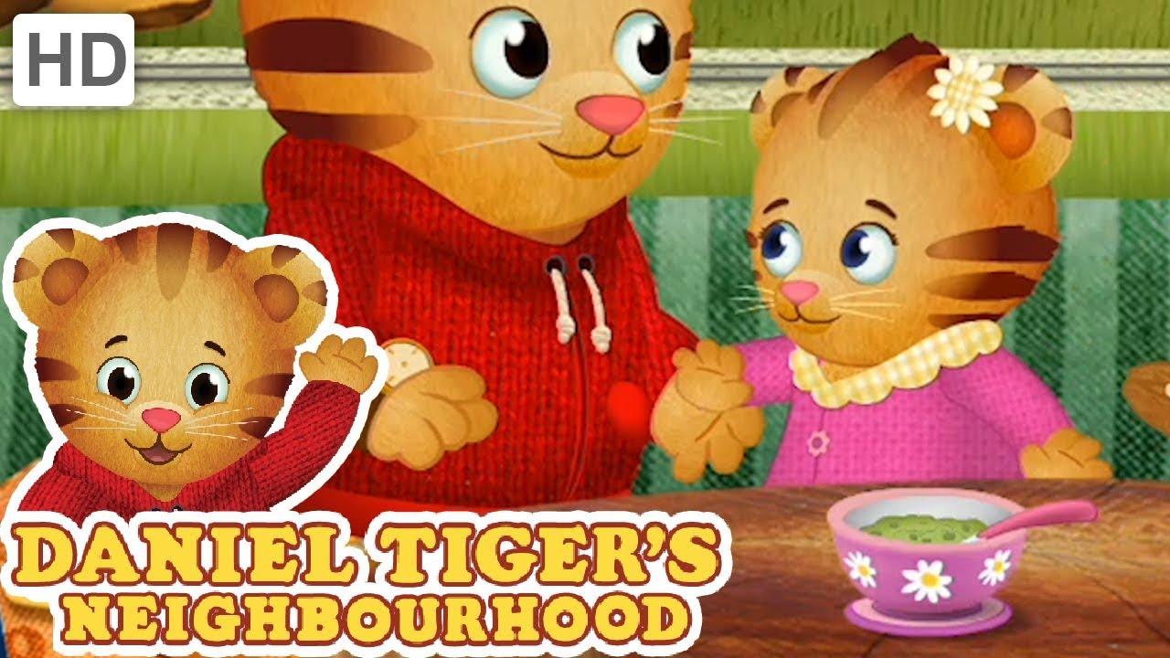 Daniel Tiger - Best Season 2 Moments (Part 4/7) | Videos for Kids