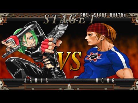Fighting Layer [ファイティングレイヤー] Game Sample - Arcade
