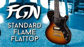 Ultra light rock axe! FGN J-Std Flame reviewed