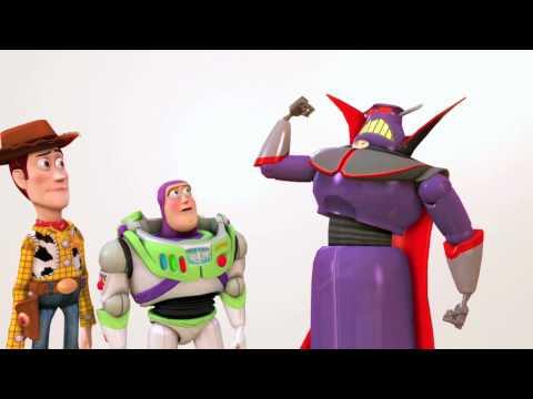 Toy Story 3 - Emperor Zurg Destruction Trailer | HD