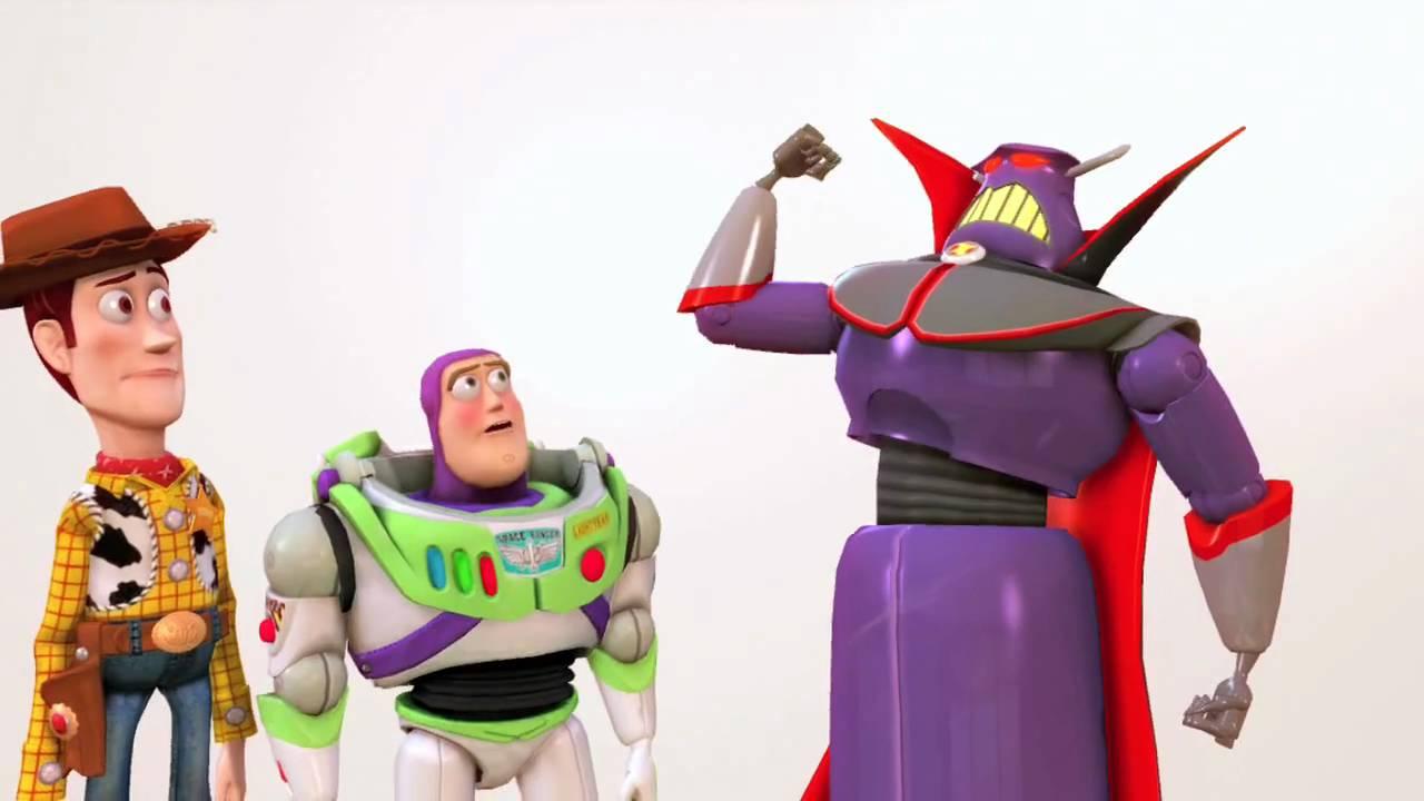 Toy Story 3 - Emperor Zurg Destruction Trailer | HD - YouTube