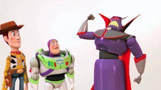 Історія іграшок 3 - імператора Зурга винищення трейлер | ХД